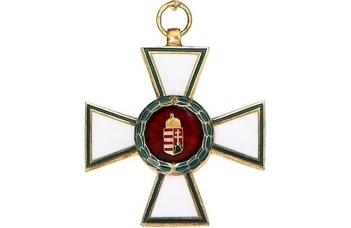 Állami kitüntetés március 15. alkalmából