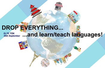 Drop everything... and learn/teach languages