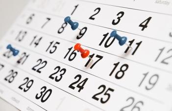 Academic calendar - 2020/2021