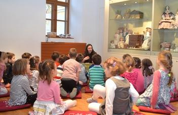 A program célja az értékőrzés és értékteremtés: a gyermekkultúra és játékkultúra formálása.